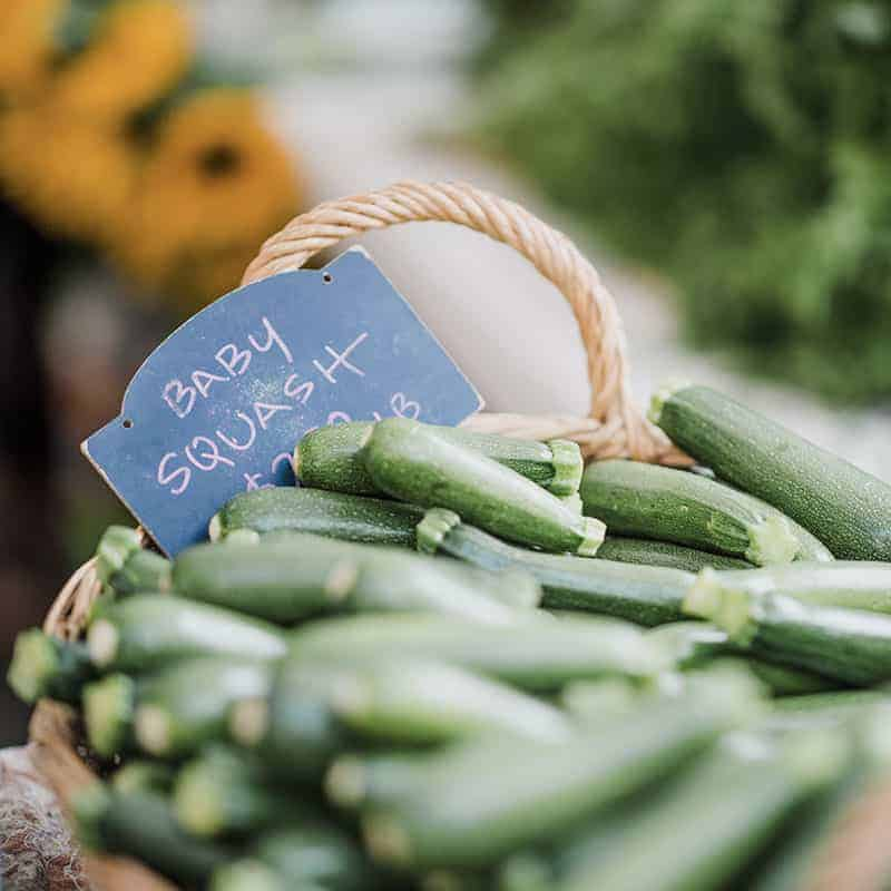 Farmers Market Market Page Style 5