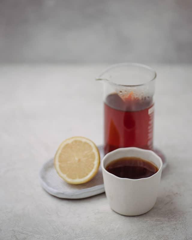 Tea Shop Landing Page Style 6
