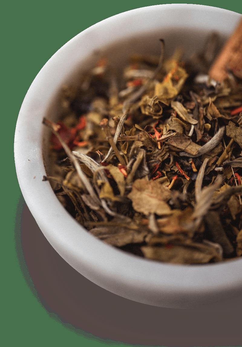 Tea Shop Landing Page Style 1