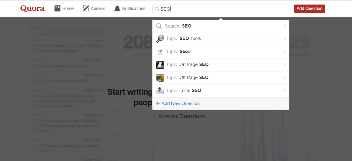 Getting Started With Quora Marketing - Understanding And Using Quora For Marketing 2