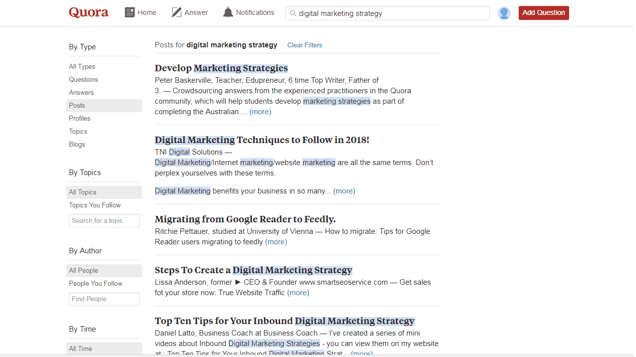 Getting Started With Quora Marketing - Understanding And Using Quora For Marketing 8