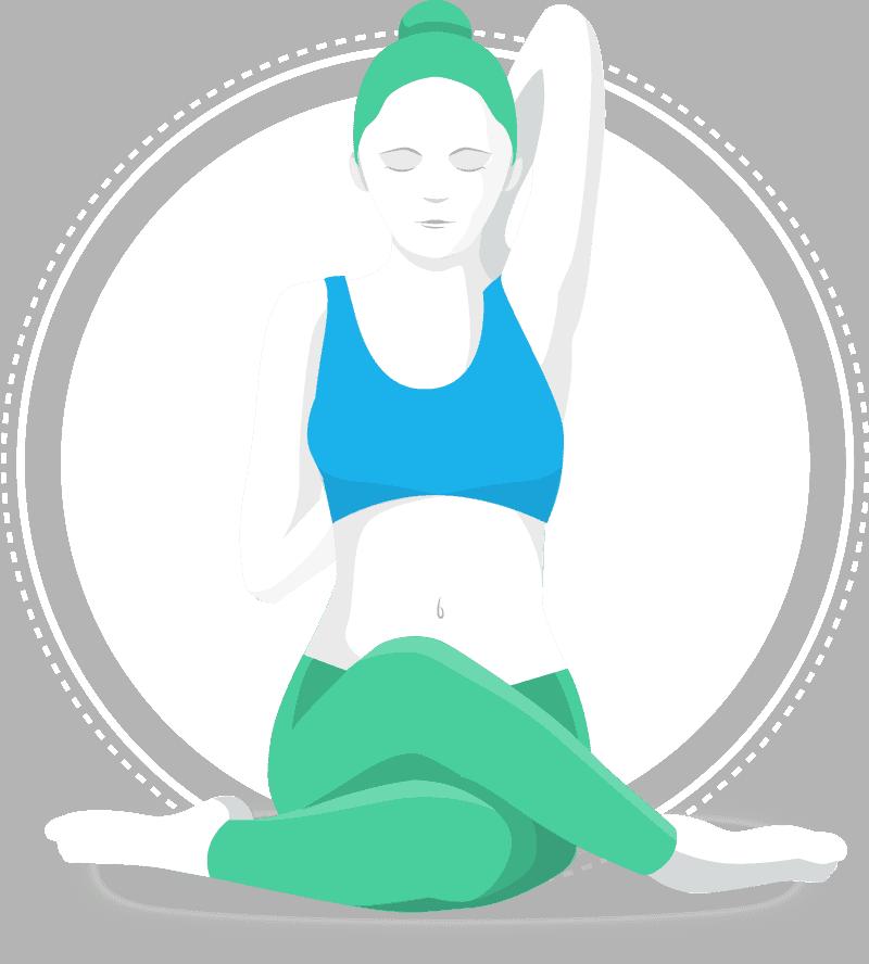 Yoga Studio Landing Page Style 1