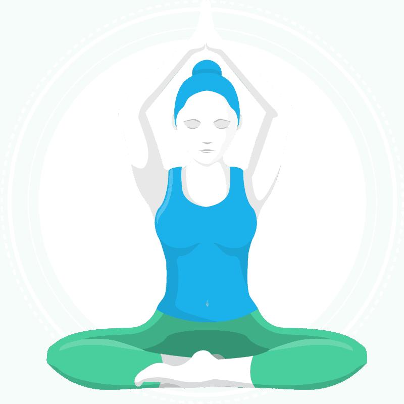 Yoga Studio Landing Page Style 6