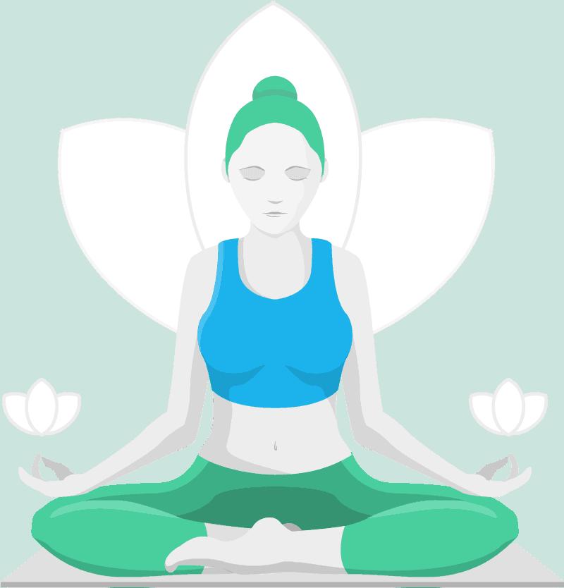 Yoga Studio Home Page Style 1